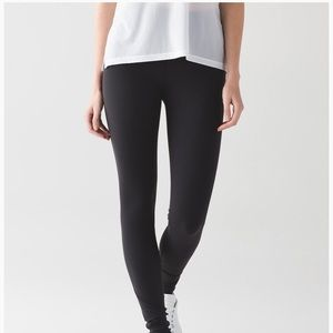 Size 4 wunder unders luon 28inch